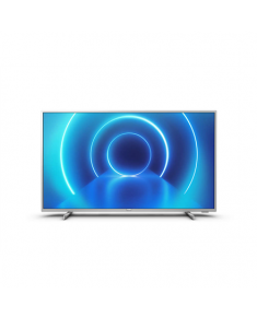 "Philips 43PUS7555/12 43"" (108 cm), Smart TV, Saphi, 4K UHD,  3840 x 2160, Wi-Fi, DVB-T/T2/T2-HD/C/S/S2, Silver"