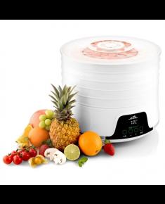 ETA Food Dehydrator Brisa ETA130290000 Power 500 W, Number of trays 5, Temperature control, Integrated timer, White