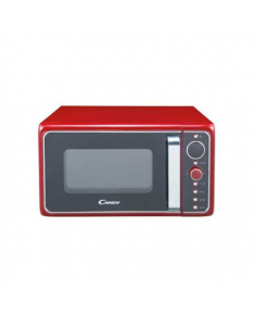 Candy Microwawe With Grill DIVO G25CR Free standing, Grill, Height 28.1 cm, Width 48.3 cm, Red