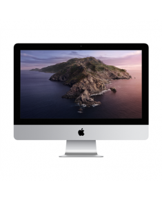 "Apple iMac Desktop PC, AIO, Intel Core i3, 21.5 "", i3, Internal memory 8 GB, DDR4, SSD 256 GB, AMD Radeon Pro 555X, No optical drive, Keyboard language English, Mac OS, Retina 4K"