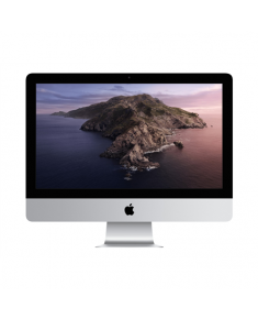 "Apple iMac All-in-one PC, 21.5 "", Intel Core i5, i5, Internal memory 8 GB, DDR4, SSD 256 GB, Intel Iris Plus Graphics 640, Keyboard language Nordic, MacOS Catalina 10.15, FHD"