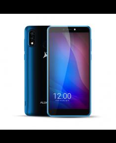 "Allview A20 Lite Blue, 5.7 "", Multitouch capacitive touchscreen, 2.5D, 480 x 960, Cortex-A7 Quad-core, Internal RAM 1 GB, 16 GB, Micro SD, Dual SIM, Micro SIM, 3G, Main camera 5 MP, Secondary camera 2 MP, Android, 10 Go, 2400 mAh"