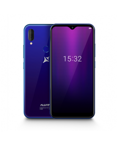 "Allview Soul X6 Mini Blue, 6.2 "", IPS LCD, 720 x 1520, Cortex-A53 quad-core, Internal RAM 2 GB, 16 GB, Micro SD, Dual SIM, Nano SIM, 3G, 4G, Main camera Dual camera 13 + 2 MP, Secondary camera 13 MP, Android, 9.0, 4000 mAh"