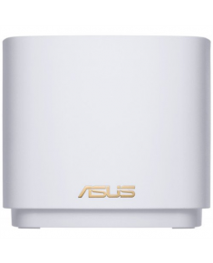 Asus AX1800 Wireless Dual Band Mesh Router ZenWiFi AX Mini XD4 (2 pack) 802.11ax, 1800+1201 Mbit/s, 10 Mbit/s, Ethernet LAN (RJ-45) ports 2, Mesh Support Yes, MU-MiMO Yes, White