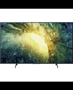"""Sony KD-55X7055 55"""" (139 cm), Smart TV, Linux, 4K UHD, 3840 x 2160, Wi-Fi, DVB-T/T2/S2/S/C, Black"""