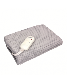 Adler Electric Blanket heating - pad AD 7415 Number of heating levels 2, Number of persons 1, Washable, Remote control, 80 W, Grey