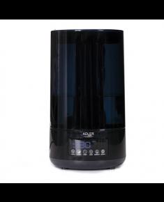 Adler Air humidifier AD 7963 35 m³, 25 W, Water tank capacity 4.3 L, Ultrasonic, Humidification capacity 310 ml/hr, Black