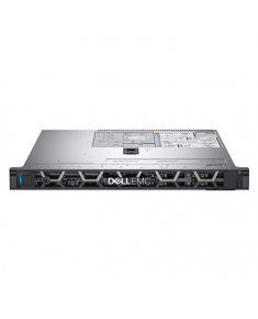 "Dell PowerEdge R340 Rack (1U), Intel Xeon, E-2234, 3.6 GHz, 8 MB, 8T, 4C, UDIMM DDR4, 2666 MHz, No RAM, No HDD, Up to 4 x 3.5"", Hot-swap hard drive bays, PERC H330, Dual, Hot Plug, Power supply 350 W, iDRAC9 Basic, Sliding Rails, No OS, Warranty Basic Onsite 36 month(s)"