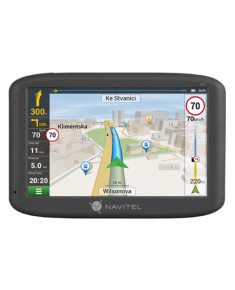 Navitel GPS Navigation MS600 800 х 480 pixels, GPS (satellite), Maps included