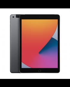 "Apple 8th Gen (2020) iPad Wi-Fi + Cellular 10.2 "", Space Grey, Retina touch screen with IPS,  2160 x 1620, Apple A12 Bionic, 3 GB, 32 GB, 4G, Wi-Fi, Front camera, 1.2 MP, Rear camera, 8 MP, Bluetooth, 4.2, iOS"