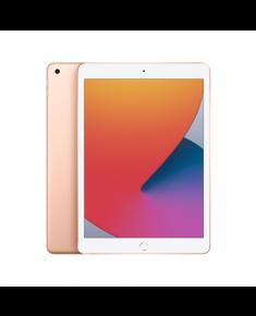 "Apple 8th Gen (2020) iPad Wi-Fi 10.2 "", Gold, Retina touch screen with IPS, 2160 x 1620, Apple A12 Bionic, 3 GB, 32 GB, Wi-Fi, Front camera, 1.2 MP, Rear camera, 8 MP, Bluetooth, 4.2, iPadOS"