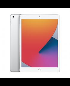 "Apple 8th Gen (2020) iPad Wi-Fi 10.2 "", Silver, Retina touch screen with IPS, 2160 x 1620, Apple A12 Bionic, 3 GB, 32 GB, Wi-Fi, Front camera, 1.2 MP, Rear camera, 8 MP, Bluetooth, 4.2, iPadOS, 14"