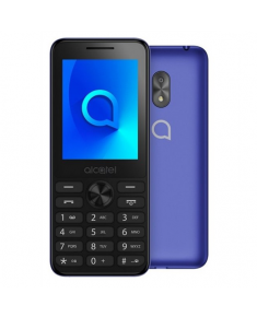 "Alcatel 2003D Metallic Blue, 2.4 "", 240 x 320, 4 MB, 4 MB, Dual SIM, Main camera 1.3 MP, 970 mAh"