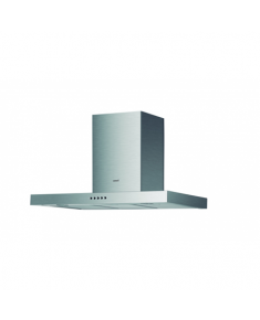 CATA Hood B3-T900 X Wall mounted, Energy efficiency class C, Width 89.5 cm, 300 m³/h, Mechanical control, LED, Inox