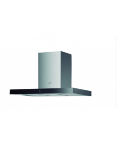 CATA Hood B6-T900 XGBK Wall mounted, Energy efficiency class A, Width 90 cm, 600 m³/h, Touch control, LED, Inox