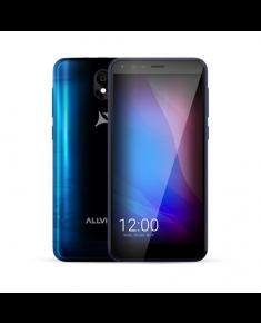 "Allview A10 Lite Blue, 5.34 "", Capacitive multitouch screen, 2.5D, 480 x 960, Cortex-A7 Quad-core, Internal RAM 1 GB, 8 GB, Micro SD, Dual SIM, Micro SIM, 3G, Main camera 8 MP, Secondary camera 2 MP, Android, 8.1, 2150 mAh"