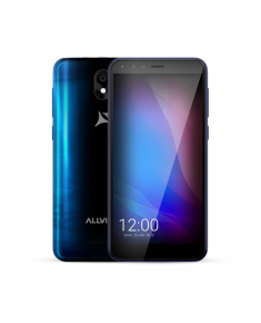 "Allview A10 Lite Blue, 5.34 "", Capacitive multitouch screen, 2.5D, 480 x 960, Cortex-A7 Quad-core, Internal RAM 1 GB, 8 GB, Micro SD, Dual SIM, Micro SIM, 3G, Main camera 8 MP, Secondary camera 2 MP, Android, 8.1, 2150 mAh"