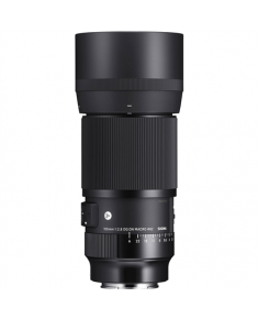 Sigma 105mm F2.8 DG DN Macro For Sony-E [Art], Black