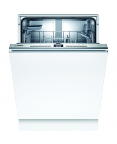 Bosch Dishwasher SBH4EAX14E Built-in, Width 60 cm, Number of place settings 13, Number of programs 6, Energy efficiency class C, AquaStop function, White, Height 86 cm