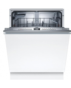 Bosch Dishwasher SMV4HAX48E Built-in, Width 60 cm, Number of place settings 13, Number of programs 6, Energy efficiency class D, Display, AquaStop function, White