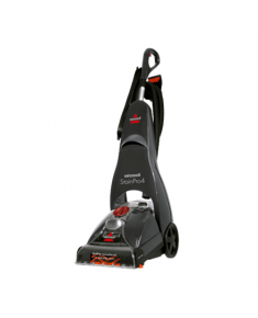 Bissell Carpet Cleaner StainPro 4 Corded operating, Handstick, Washing function, 800 W, Red/Titanium, Warranty 24 month(s)