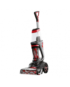 Bissell Carpet Cleaner ProHeat 2x Revolution Corded operating, Handstick, Washing function, 800 W, Red/Titanium, Warranty 24 month(s)
