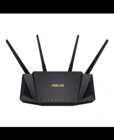 Asus AX3000 Dual Band WiFi 6 Router RT-AX58U 802.11ax, 10/100/1000 Mbit/s, Ethernet LAN (RJ-45) ports 4, Antenna type 4xExternal, 1 x USB 3.1 Gen 1