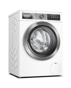 Bosch HomeProfessional Washing Mashine WAXH2E0LSN Energy efficiency class C, Front loading, Washing capacity 10 kg, 1600 RPM, Depth 59 cm, Width 65 cm, Display, TFT, Wi-Fi, White