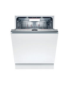 Bosch Dishwasher SMV8YCX01E Built-in, Width 60 cm, Number of place settings 14, Number of programs 8, Energy efficiency class B, AquaStop function, White
