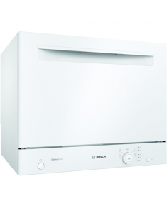 Bosch Dishwasher SKS51E32EU Table, Width 55 cm, Number of place settings 6, Number of programs 5, Energy efficiency class F, White
