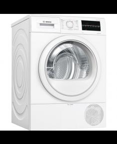 Bosch Dryer mashine WTR87TW0SN Energy efficiency class A+++, Front loading, 8 kg, Sensitive dry, LED, Depth 60 cm, White