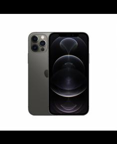 "Apple iPhone 12 Pro Graphite, 6.1 "", Super Retina XDR OLED, 1170 x 2532 pixels, Apple, A14 Bionic, Internal RAM 6 GB, 512 GB, Single SIM, Nano-SIM, 3G, 4G, 5G, Main camera Triple 12+12+12 MP, Secondary camera 12 MP, iOS, 14, 2815 mAh"