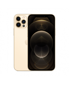 "Apple iPhone 12 Pro Gold, 6.1 "", Super Retina XDR OLED, 2532 x 1170 pixels, Apple, A14 Bionic, Internal RAM 6 GB, 256 GB, Single SIM, Nano-SIM and eSIM, 3G, 4G, 5G, Main camera Triple 12+12+12 MP, Secondary camera 12 MP, iOS, 14, 2815 mAh"