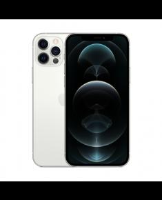 "Apple iPhone 12 Pro Silver, 6.1 "", Super Retina XDR OLED, 2532 x 1170 pixels, Apple, A14 Bionic, Internal RAM 6 GB, 128 GB, Single SIM, Nano-SIM and eSIM, 3G, 4G, 5G, Main camera Triple 12+12+12 MP, Secondary camera 12 MP, iOS, 14, 2815 mAh"