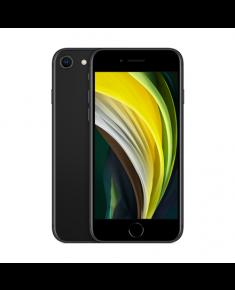 "Apple iPhone SE Black, 4.7 "", IPS LCD, 750 x 1334, Apple, A13 Bionic, Internal RAM 3 GB, 64 GB, Single SIM, Nano-SIM, 3G, 4G, Main camera 12 MP, Secondary camera 7 MP, iOS, 13, 1821 mAh"