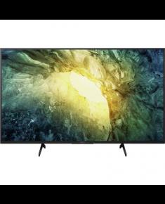 """Sony KD43X7055BAEP 43"""" (108 cm), Smart TV, 4K UHD, 3840 x 2160, Wi-Fi, DVB-T2/S2/C, Black"""