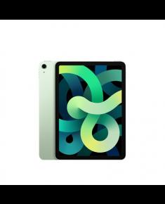 "Apple 4th Gen (2020) iPad Air + Cellular 10.9 "", Green, Liquid Retina touch screen with IPS, Apple A14 Bionic, 256 GB, 4G, Wi-Fi, Front camera, 7 MP, Rear camera, 12 MP, Bluetooth, 5.0, iPadOS, 14, 2360 x 1640 pixels"