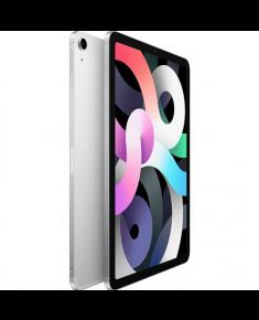 "Apple 4th Gen (2020) iPad Air + Cellular 10.9 "", Silver, Liquid Retina touch screen with IPS, Apple A14 Bionic, 256 GB, 4G, Wi-Fi, Front camera, 7 MP, Rear camera, 12 MP, Bluetooth, 5.0, iPadOS, 14, 2360 x 1640 pixels"
