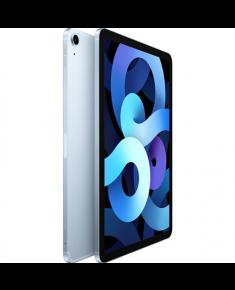 "Apple 4th Gen (2020) iPad Air + Cellular 10.9 "", Sky Blue, Liquid Retina touch screen with IPS, Apple A14 Bionic, 64 GB, 4G, Wi-Fi, Front camera, 7 MP, Rear camera, 12 MP, Bluetooth, 5.0, iPadOS, 14, 2360 x 1640 pixels"