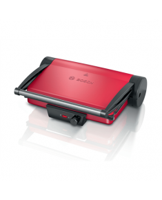 Bosch Grill TCG4104 Contact, 2000 W, Red