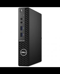 Dell OptiPlex 3080 Desktop, Micro, Intel Core i5, i5-10500T, Internal memory 8 GB, DDR4, SSD 256 GB, Intel HD, Keyboard language English, Windows 10 Pro, Warranty Basic NBD Onsite 36 month(s), Wi-Fi