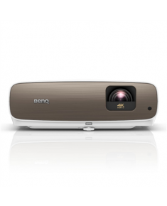 Benq 4K HDR Premium Home Theater Projector Powered by Android TV W2700i 4K UHD (3840 x 2160), 2000 ANSI lumens, White/Brown