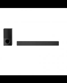 LG 4.1 Ch Soundbar SNH5 Bluetooth, Wireless connection, Black, 600 W
