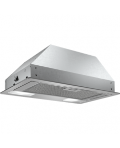 Bosch Hood Serie 2 DLN53AA70 Canopy, Energy efficiency class D, Width 53 cm, 302 m³/h, Slider control, LED, Anthracite