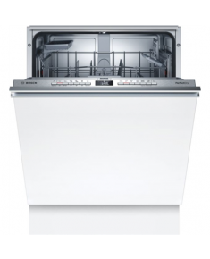 Bosch Serie 6 Dishwasher SMV6ZAX00E Built-in, Width 60 cm, Number of place settings 13, Number of programs 6, Energy efficiency class C, AquaStop function, White
