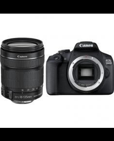 Canon EOS 2000D BK 18-135 S EU26