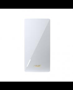 Asus AX1800 Dual Band WiFi 6 Range Extender RP-AX56 802.11ax, 1201+574  Mbit/s, 10/100/1000 Mbit/s, Ethernet LAN (RJ-45) ports 1, Mesh Support Yes, MU-MiMO No, No mobile broadband, Antenna type 3xInternal, White