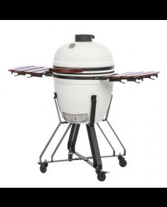 "TunaBone Kamado classic 21"" grill Size M, White"