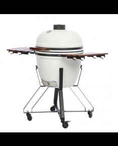 "TunaBone Kamado classic 23"" grill Size L, White"