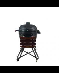 "TunaBone Kamado classic 26"" grill Size XL, Dark grey"